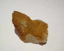Golden Spirit Quartz Crystal