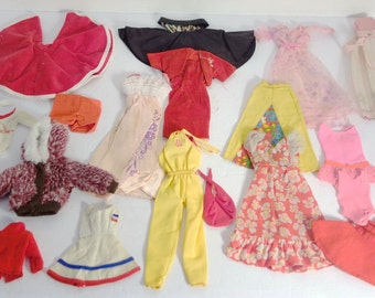 Vintage Barbie Doll Clothing Lot of 20 pieces