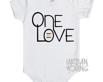 One Love Rasta Baby