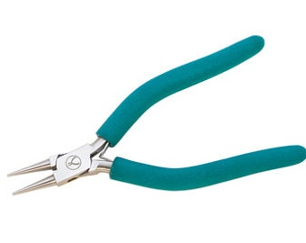EURO TOOL's Classic Wubbers Round Nose Pliers   PLR-1235