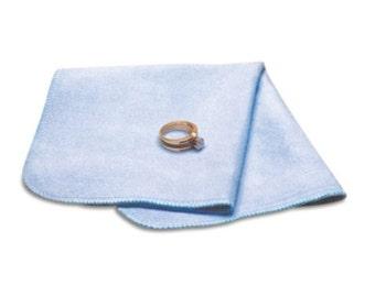 Gembright Lintless Cloth, Powder Blue | POL-805.00