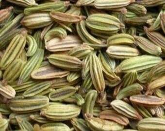 Organic Kosher Fennel Seed
