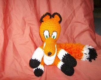 male fox nu 1
