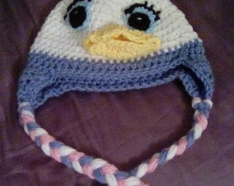 Daisy duck ahat