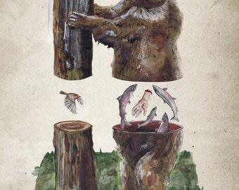 The Naughty Bear