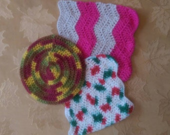 Everyday Crochet Washcloths