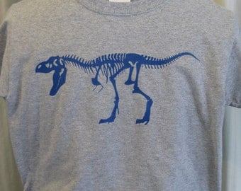 YOUTH Size X Small T-Rex T-Shirt