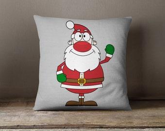 Christmas Decoration Ideas | Festive Pillows | Christmas Bedding | Christmas Throw Pillow | Christmas Home Decor | Christmas Pillows