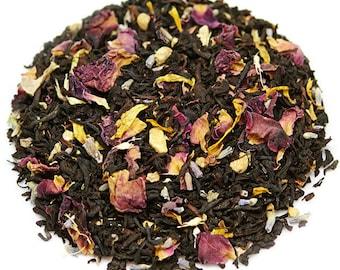 Winter Rose Black Tea
