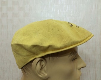 Vintage KANGOL Old Course St. Andrew Beret Made In England