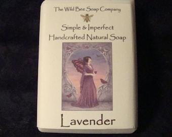 Lavender Soap, Soap, Natural Soap, Handcrafted Soap, Bar Soap