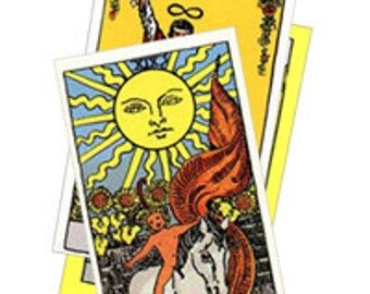 Intuitive Tarot Card Reading w/ a Dash of Astrology!