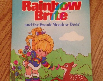 Totally 80s Rainbow Brite Book