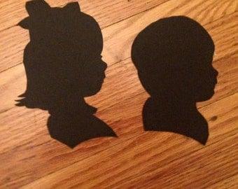 Custom Silhouettes