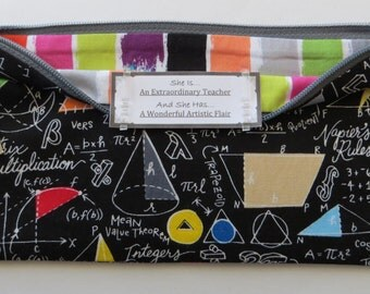 Persette #224 Personalized Zippered Organizing Pouch