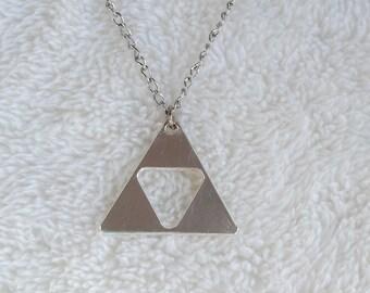 Legend of Zelda Tri Force Triforce Necklace