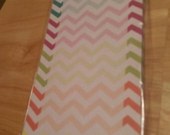 Chevron Target Magnetic Notepad
