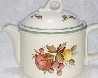 Wedgwood Covent Garden Teapot