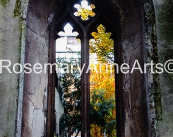 St-Dunstan-In-The-East Photograph Print