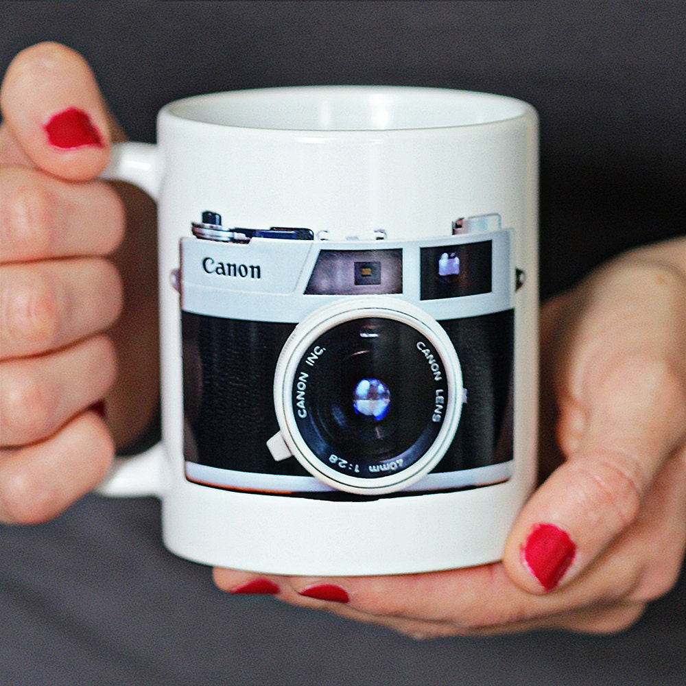 Coffee Mug Canon Classic It Is The Photographer Not