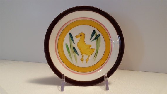Stangl Country Life Coaster, Duckling #3946