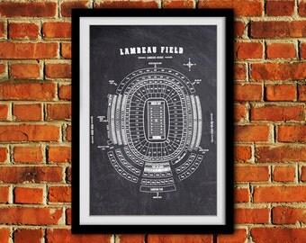 Green Bay Packers Lambeau Field #0100