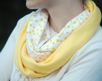 Good Day Sunshine Infinity Scarf