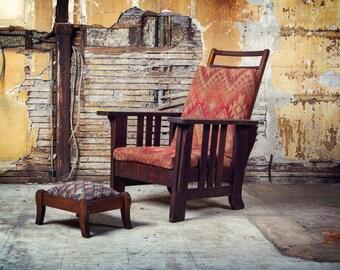 Stickley Chair Etsy