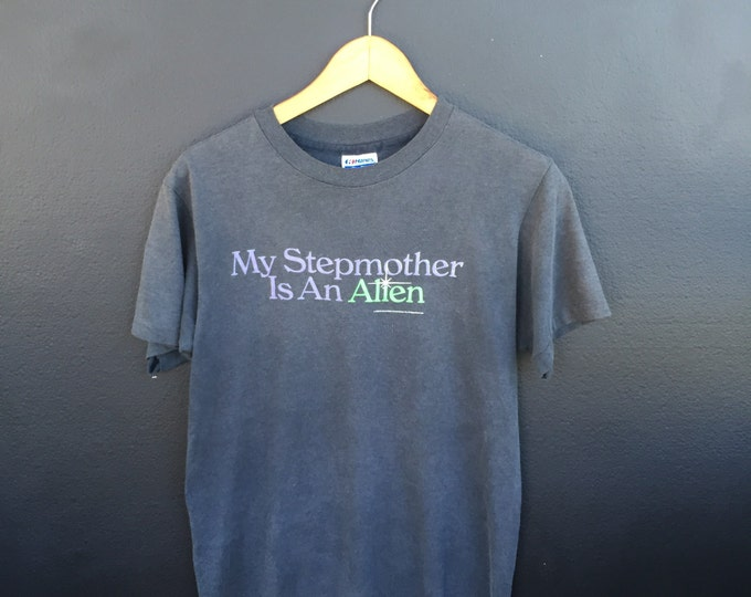 My Stepmother is an Alien 1988 vintage tshirt