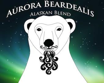 Aurora Beardealis Beard Oil
