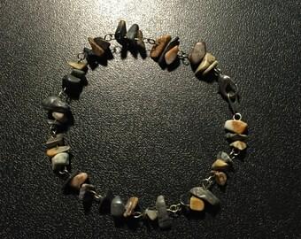 Stone Chip Bracelet
