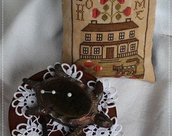 Sweet Home / Cross stitch pattern