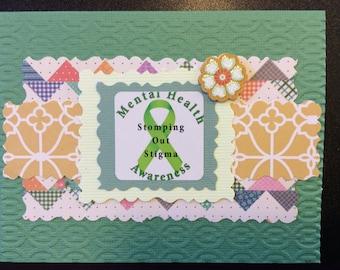 Card of Hope - Mental Health Awareness