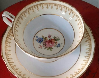 Cup and saucer hammersley & co