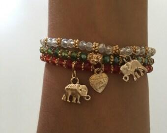 bracelets (set of 3)