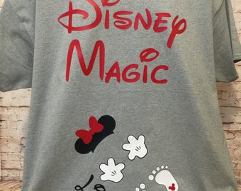 Disney Magic Baby Bump tee shirt