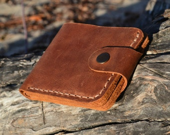 Leather wallet. Men's Leather Wallet. Men's Wallet. Women's Wallet. wallet. handmade wallet.vintage leather wallet