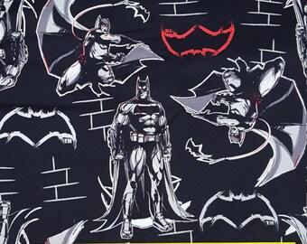 Batman Fabric-Fabric by the Yard
