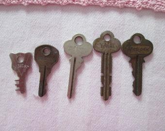 Vintage 5 keys / Vintage 5 keys