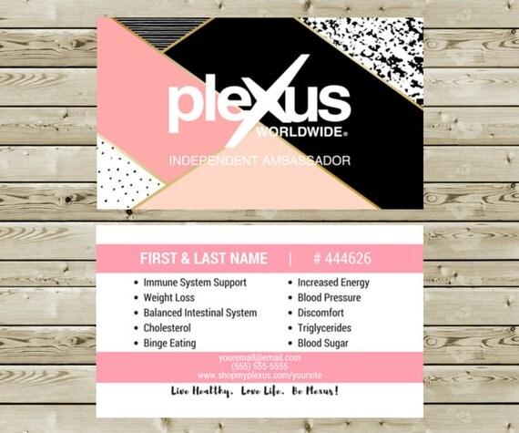Plexus Business Cards Vistaprint
