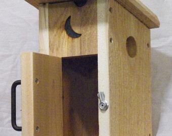 Outhouse Birdhouse #13