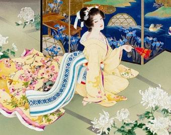 Cross Stitch Pattern Japonese picture
