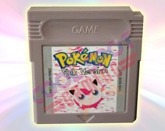 Pokemon Pink Version for Game Boy