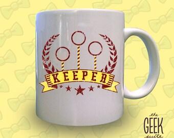 Team Keeper Mug