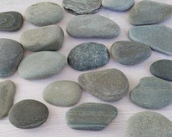 Wishing Stones Wedding Stones Smooth Rocks Beach Rocks Kindness Rocks Smooth Stones Placecard Guestbook Craft Rocks - 20 Smooth Beach Rocks