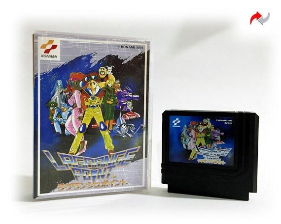 Lagrange Point Reproduction (Nintendo Famicom, 1991) Repro