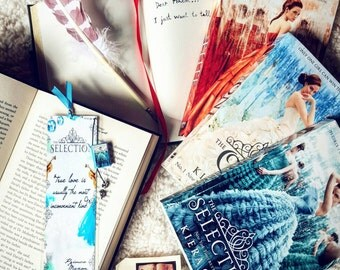The selection bookmark - Handmade