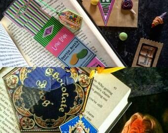 Harry Potter Chocolate Frog - Bookmark