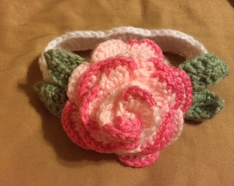 Baby Crocheted Headband