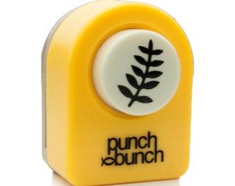 Rock Fern Leaf Punch - Small